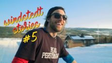 Windstedt Stories #5 – Backyard Shred