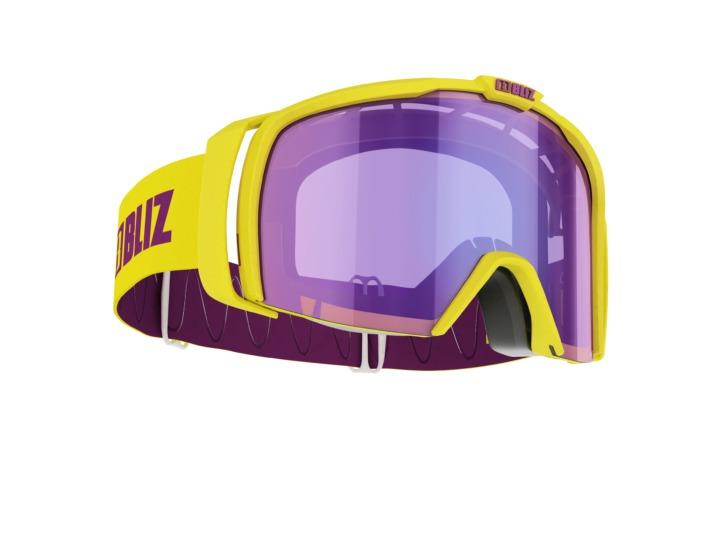NOVA, Bliz Eyewears nya modell av skidglasögon.