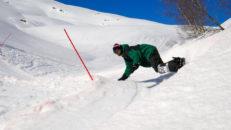 Den norska snowboardormen i Sogndal