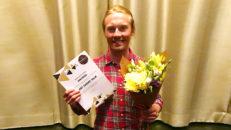 Ännu ett pris till svenska skidfilmen Eisodus