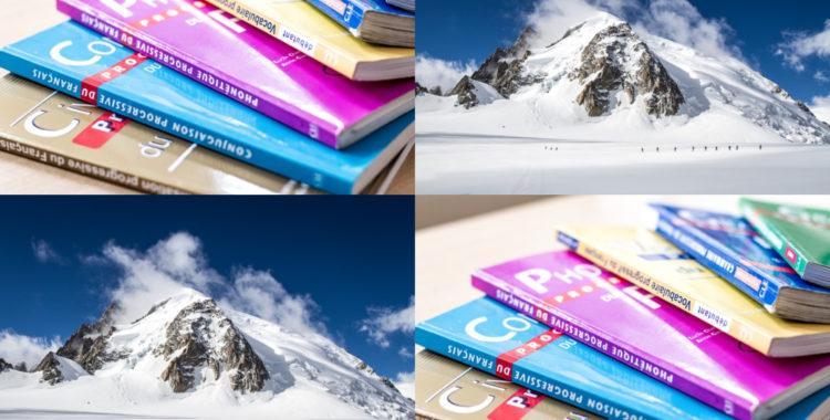 Plugga eller åka skidor? Gör både och.