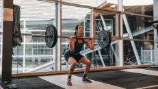 Försäsongsträning med Jackie och Reine – Gym