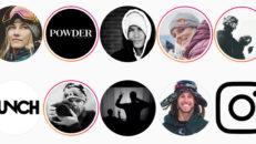 Nio Instagramprofiler som maxar ditt skidpepp
