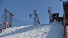 Big air för skidåkare tar plats på OS programmet