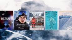 5 feta skid- och snowboardfilmer