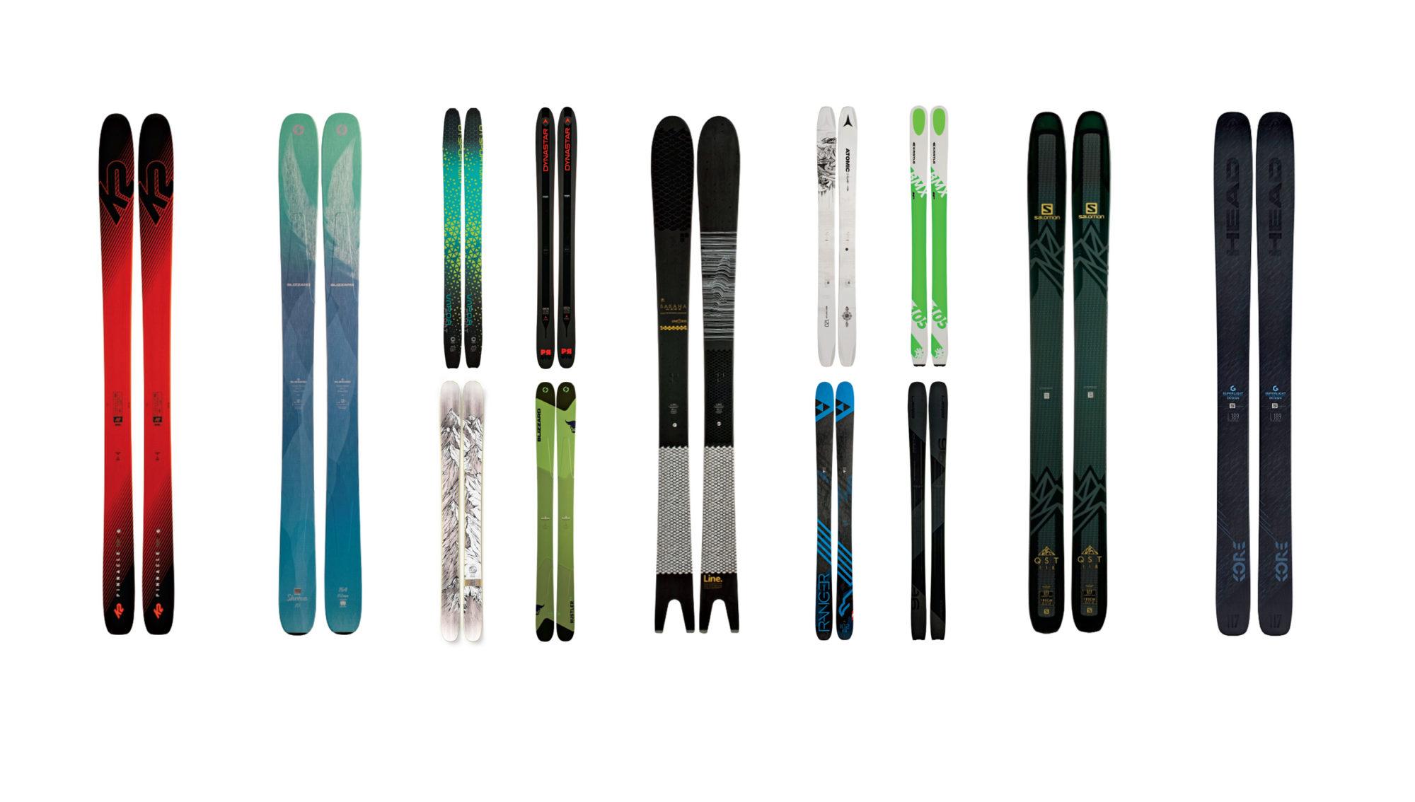 Årets bästa skidor 2019 enligt POWDER - Freeride 820d6ab16c