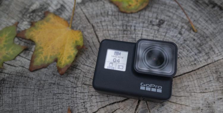 Ny kamera från GoPro - Hero 7 Black.