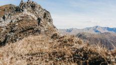 Trail running i Davos