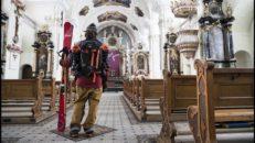 Engelbergs kloster och puder