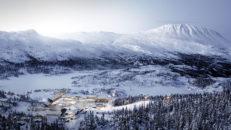 """40 miljoner satsas redan i år på nya skidorten """"Gausta"""""""