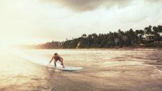5 bästa vågorna på södra Sri Lanka