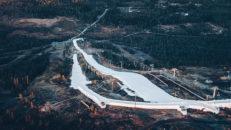 Idag öppnar den första svenska skidorten för säsongen