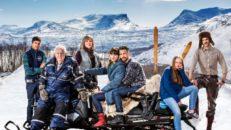 """Smygtitta på nya humorserien """"Andra Åket"""""""