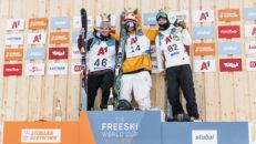 Henrik Harlaut vinner slopestyle VC i Stubai