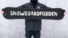 Snowboardpodden surfar vidare i vinter