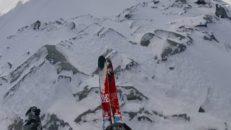 Dante Prtic tredje vinter i Verbier