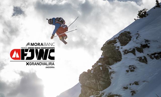 Freeride Junior World Championship i Andorra 5-10 februari