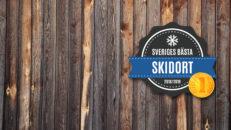Vilken är Sveriges bästa skidort 2018/2019?