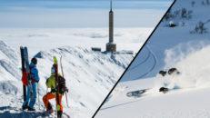 Gausta: Den galna skidorten i Norge som ingen känner till