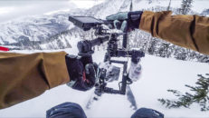 Den flygande kameramannen Alexander Rydén