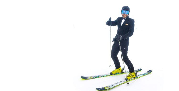 Victor Lindberg önskar er Gott Nytt år och tummen upp för kommande skidäventyr 2019!