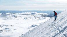 Idag startar lavinprognoserna i Sverige