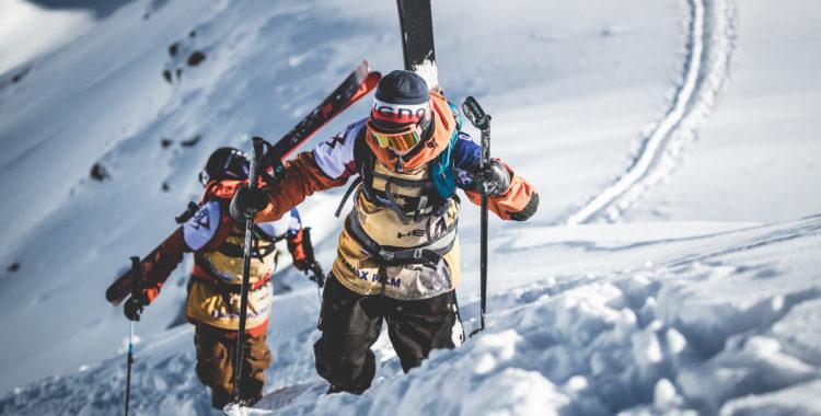 16-åringen Max Palm kliver stadigt mot toppen.