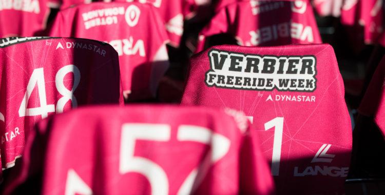Verbier Freeride Week  innebar totalt hela 4 tävlingar.
