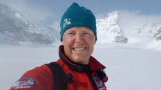 Kittelfjäll & Södra Lapplandsfjällen får sin första lavinprognos