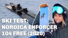 Vi har testat Nordica Enforcer 104 Free (2020)