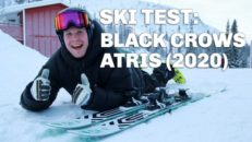 """""""–Det här är den bästa skidan jag har åkt på"""" Black Crows Atris"""