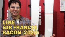 Skidan som är konvex i tip & tail: Line Sir Francis Bacon (2020)