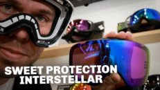 Ny, storsatsning på goggles: Sweet Protection Interstellar (2020)