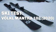 Völkl Mantra 102: ännu en riktigt bra Mantra!