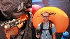 Komplett lavinryggsäck på under 2 kilo