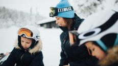 TESTPILOTER SÖKES: TVÅ BARNFAMILJER TILL GAUSTA, NORGE