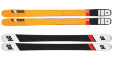 Nästa års hypnotiska skidor från K2