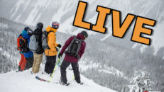 Freeride World Tour från Kicking Horse