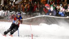Henrik Windstedt vann skijoringen i Åre