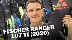 Fischer Ranger 107 Ti: rejäl friåkningsskida förstärkt med metall