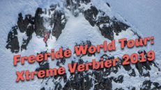 Freeride-TV sammandrag: Final Freeride World Tour, Xtreme Verbier 2019