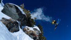 Premiär för Fabian Omnes serie om de hungriga unga svenska skidåkarna
