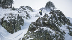 Freeride World Tour: Kristofer Turdell tvåa i Andorra