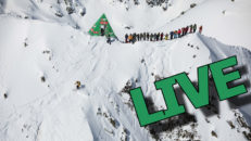 LIVE: Freeride World Tour Andorra