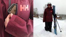 """Helly Hansen Aurora Shell jacket: """"– En skidjacka med allt man förväntar sig!"""""""