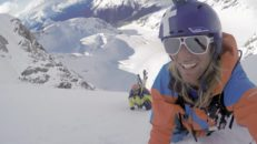 Dave Treadway död efter fall i glaciärspricka