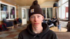 Albin Holmgren backflipade sig till andraplatsen i NM 2019