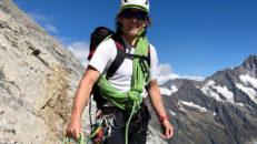 """Få tjejer utbildar sig till bergsguide: """"Är ett väldigt fysiskt krävande yrke"""""""