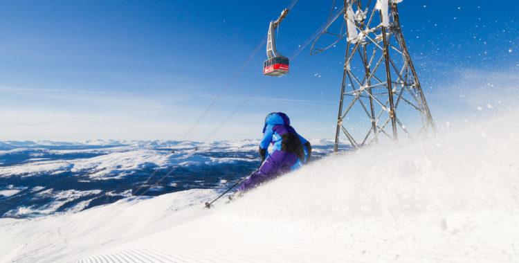 En ikonisk lift ska rivas, Åre kabinbana lever bara en säsong till.