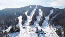 Köp en helt egen skidort för 70 miljoner